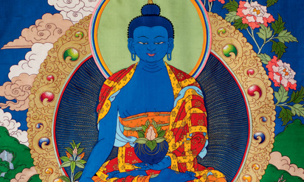 How the Medicine Buddha can be your powerful Ally!