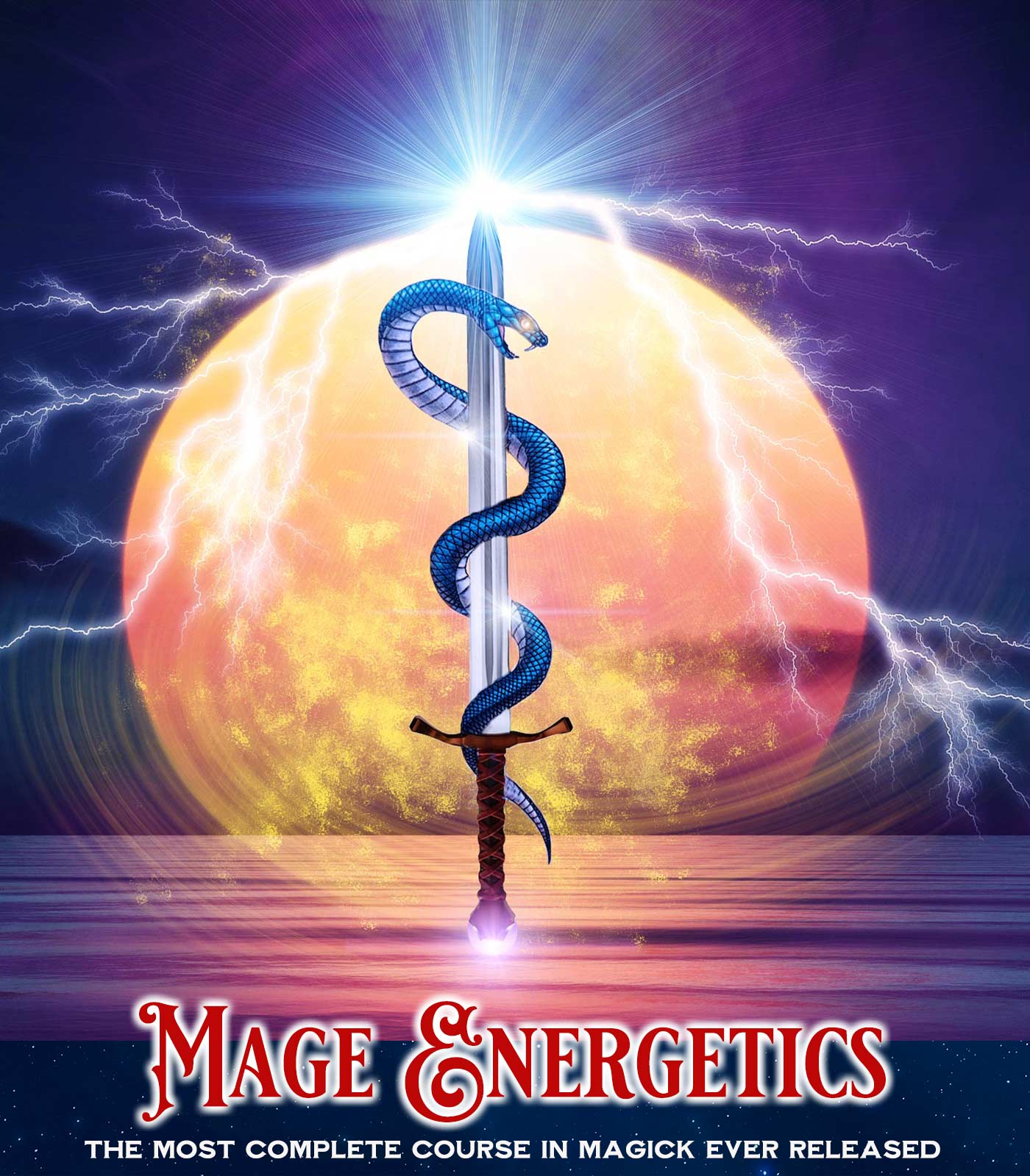 Magick Training Intensive Course